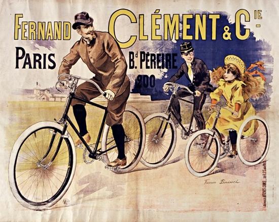 Bouisset / Firmin / 1859-1925 / 0440. Fernand Clément et Cie, P